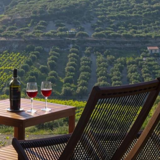 Boutari Wine Hotel in Crete