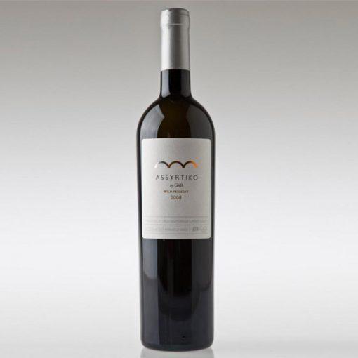 Assyrtiko, Gaia Winery Santorini